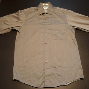 Van Heusen long sleeve button down mens 15 32/33